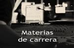 Academia de musica en Costa Rica: Materias de las Carreras musicales en Costa Rica