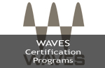 Academia de musica en Costa Rica: Waves Gold Certification Program en Costa Rica